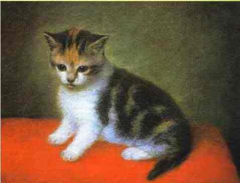 ♞ Artful Animals ♞ bird, dog, cat, fish, bunny and animal paintings - George Stubbs