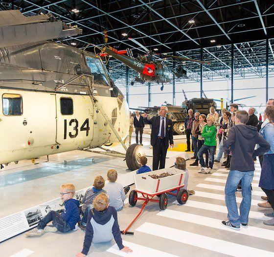 Homepage - Nationaal Militair Museum
