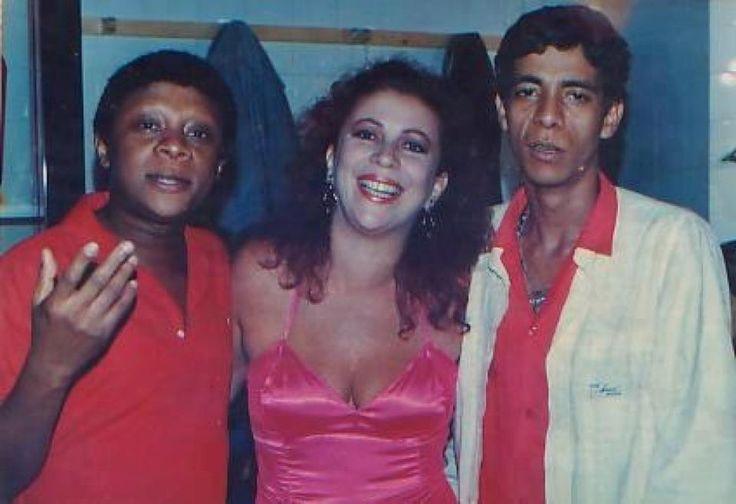 Luiz Carlos da Vila, Beth Carvalho e Zeca pagodinho