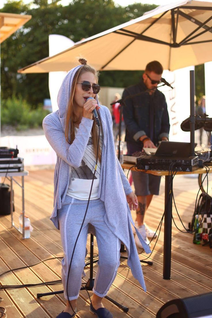 Klaudia Szafrańska z XXANAXX <3 #music #diverse #fun #summer #SOPOTCOLLECTION