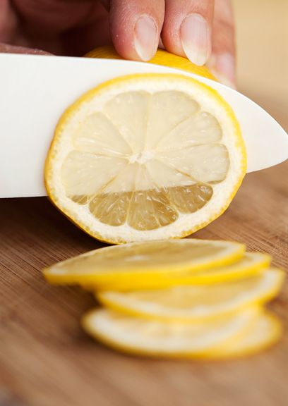 candied lemon slices recipe | use real butter