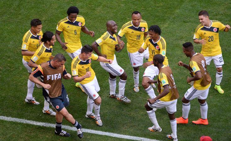 Kolumbien vs. Elfenbeinküste: Drogba kam, sah und patzte