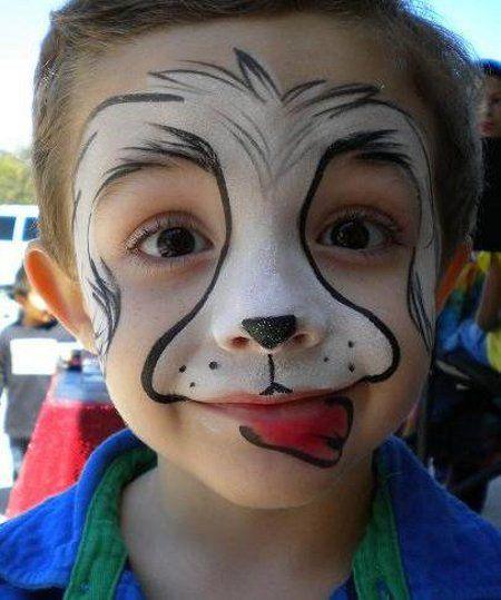 pintacaritas de animales salvajes - Buscar con Google | Proyectos ...