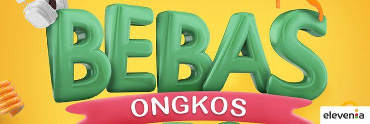 Promo Bebas Ongkos Kirim Tanpa Minimum Pembelian di Elevenia - PriceArea.com