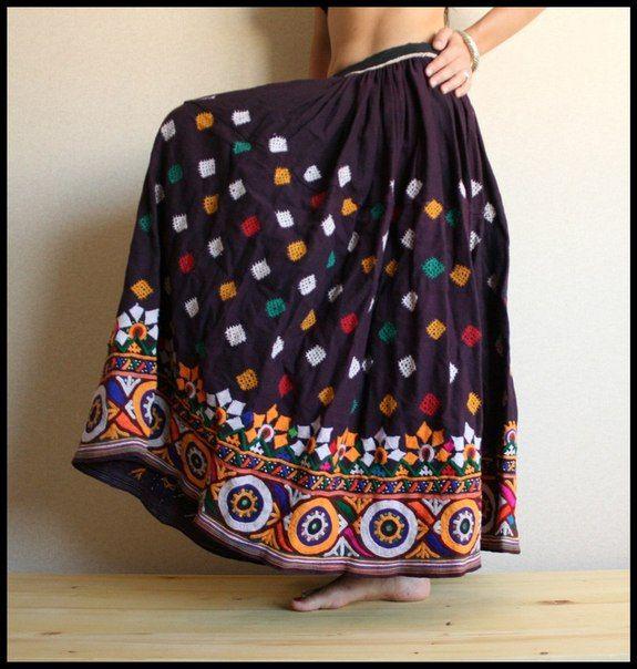 Джива - живая одежда (бохо шик хиппи этно Индия)