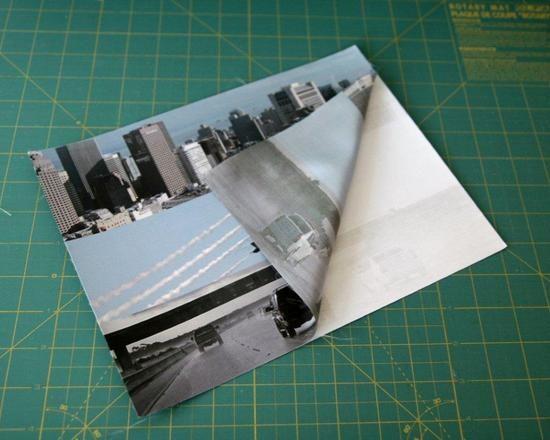foto impresa en tela de seda con impresora Inkjet