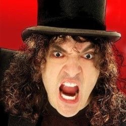 Latest news The Edinburgh Festival Fringe2017 REVIEW - Jerry Sadowitz*****