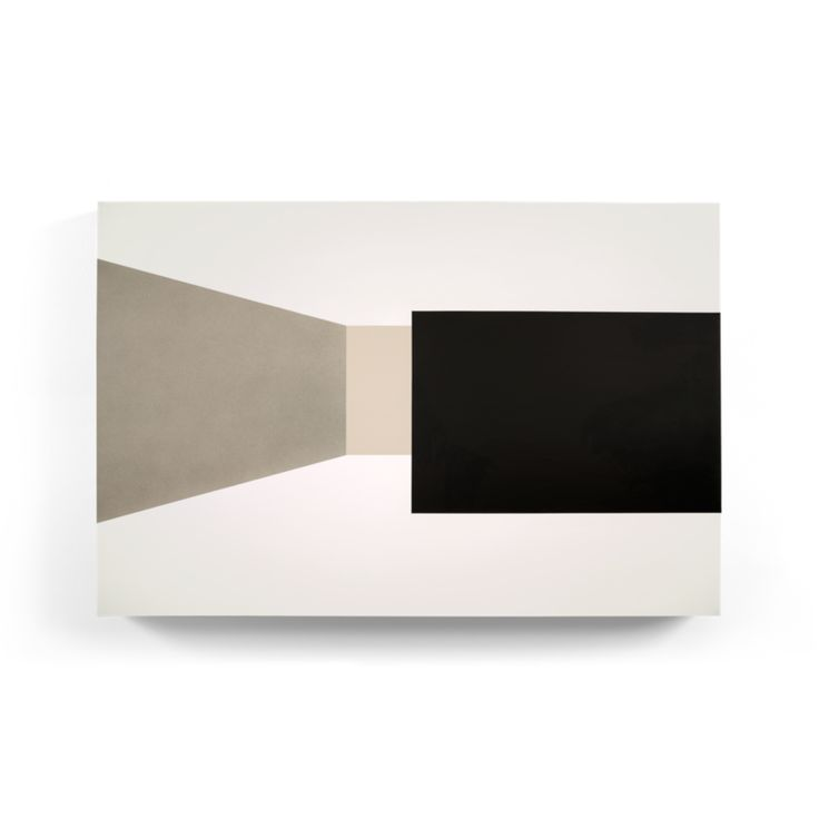 1 Wall (Black) by Tofer Chin