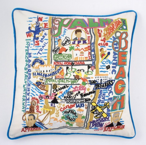 17 Best images about City Pillows on Pinterest Atlanta city, Dallas city and Hands