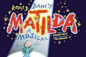 Saw the first run of Matilda at the RSC - fabulous. Bertie Carvell as Miss Trunchbill was astonishingly good.