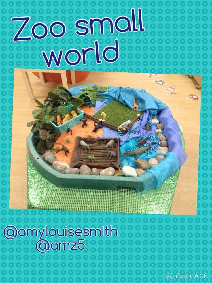 Zoo small world