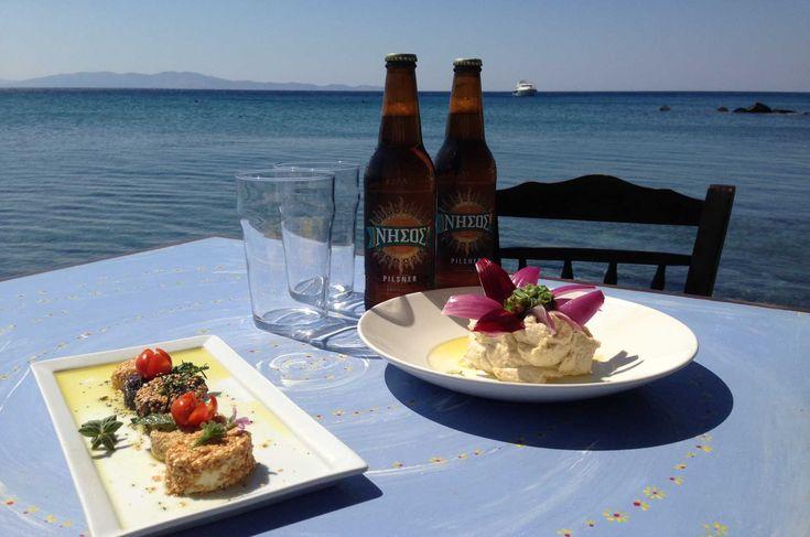 Η μπύρα Νήσος δεν είναι μια τυχαία μπύρα. H Tήνος, οι Κυκλάδες, το Αιγαίο, απέκτησαν την μπύρα τους.