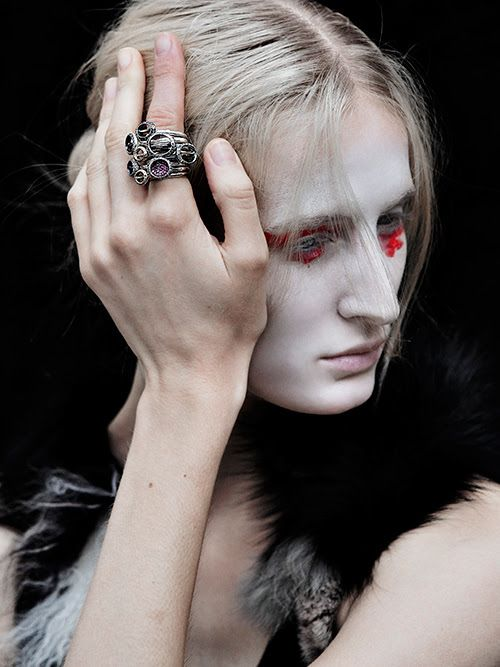 rosa maria rings