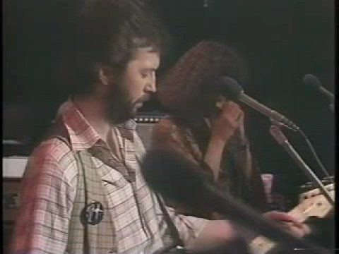 """Knocking On Heaven's Door - Eric Clapton -- """"Mama, put my guns in the ground / I can't shoot them anymore..."""""""