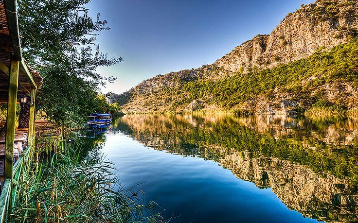 Dalyan waterways, Turkey