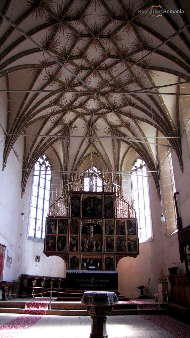 UNESCO Site - Biertan Church - Transylvania