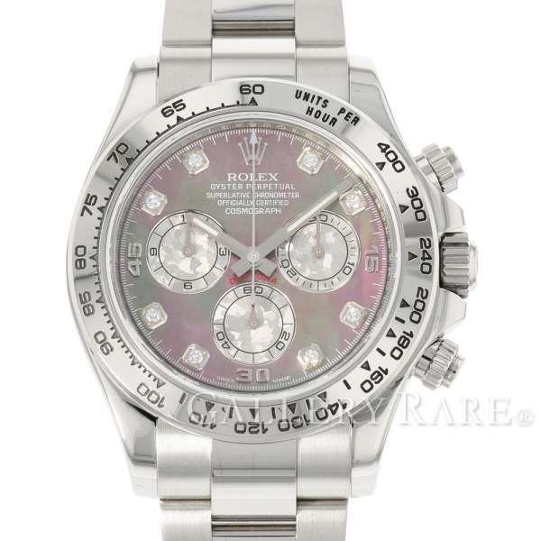 lowest price c7f7a 446f9 ロレックス コスモグラフ デイトナ ブラックシェル K18WG ...