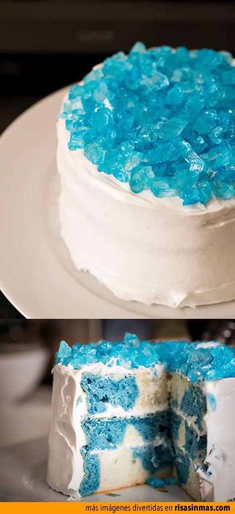 La tarta de Breaking Bad.