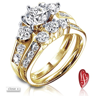 rings semimount love engagement story ring