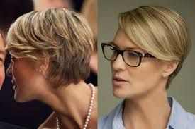 Image result for claire underwood haircut