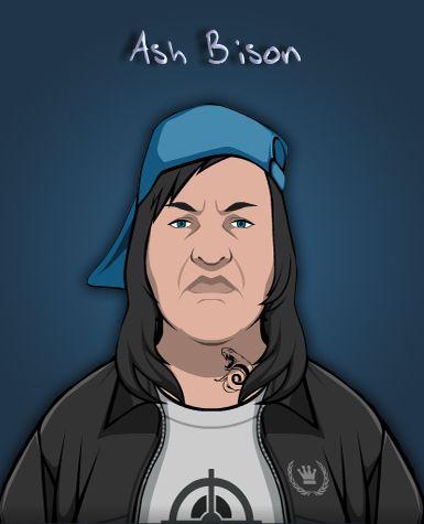 Ash Bison