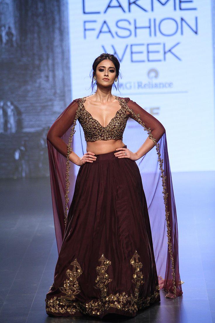 Ridhi Mehra | Lakmé Fashion Week winter/festive 2016 #RidhiMehra #LFWWF2016 #PM