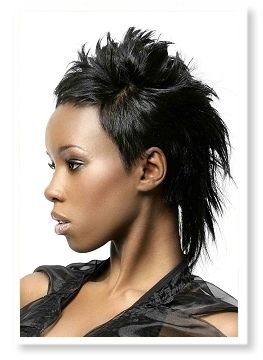 African American Hair Tips & Tricks ~ modern mullet haircut women - Google Search