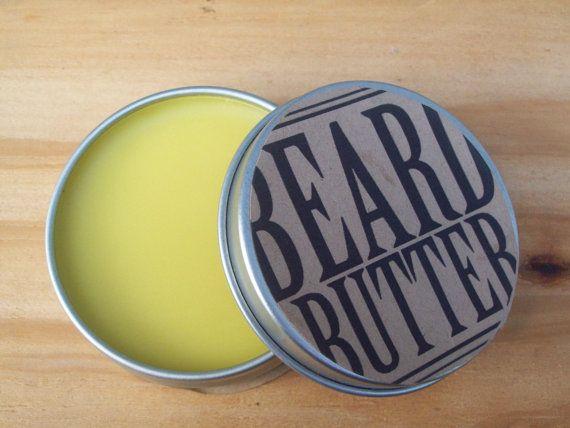 Beard Butter // EssentialJoyNaturals