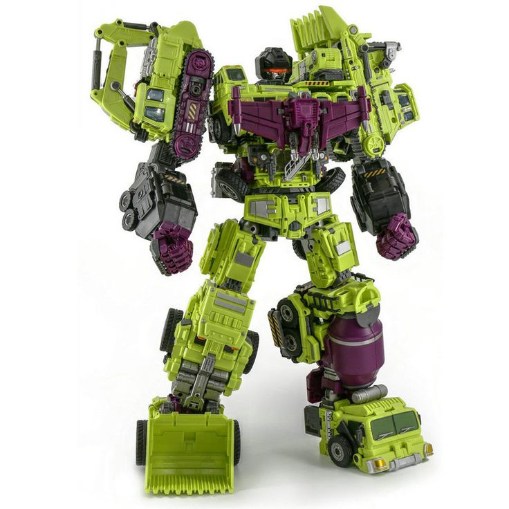 Don't be shy. Treat yourself! (In Stock ) Toys Generation Toy GT-01 Combiner Devastator