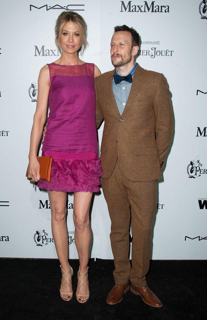 Jenna Elfman and husband Bodhi Elfman