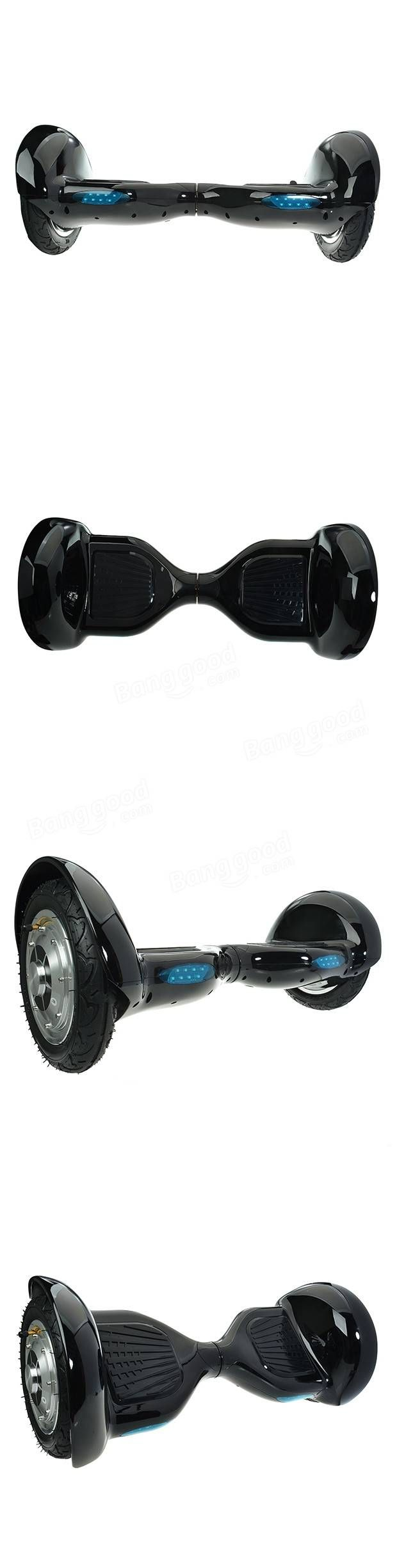 Q9 4400mah battery 10 inch pneumatic tire two wheel electric twisting scooter sale banggood