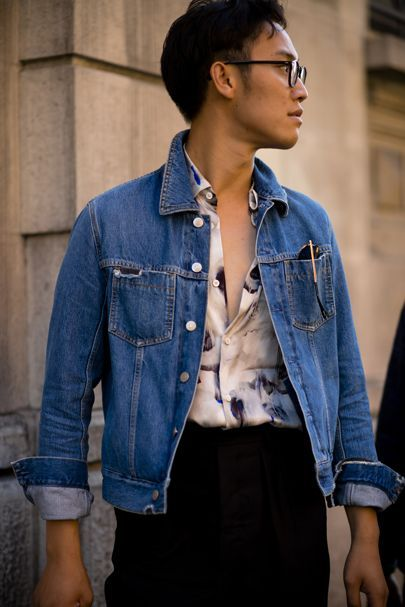 Milan Men S Fashion Week Ss18 The Strongest Street Style British Gq Style Pinterest