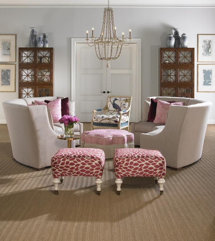 Jennifer McConnell of PearsonsPearson, Favorite Interiors, Livingroom, Pretty Room, Interiors Design, Dreams House, Jennifer Mcconnell, Living Roomlov, Curves Sofas