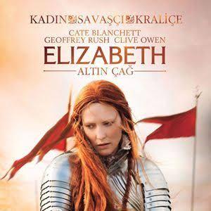 KIRIK uç: ELIZABETH  Elizabeth 1998 ABD yapımı bir dönem fi...