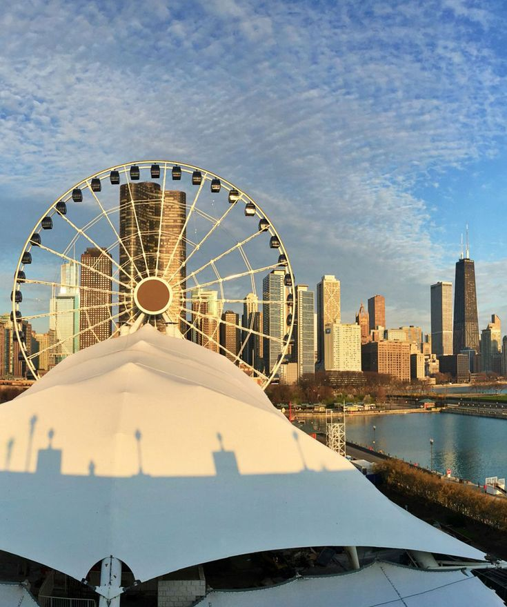 A history of Chicago's Ferris wheel legacy, from the original wheel at the World's Columbian Exposition of 1893 to 2016's Centennial Wheel on Navy Pier.