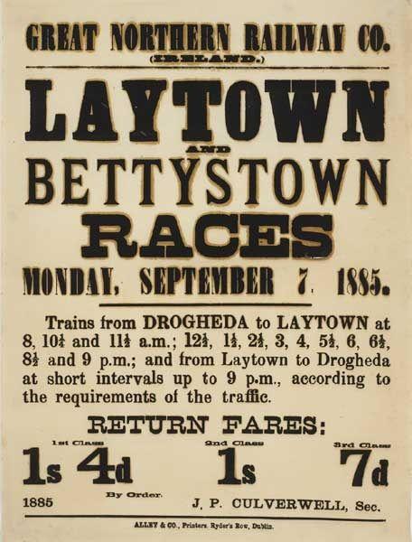 1885 Laytown & Bettystown Races
