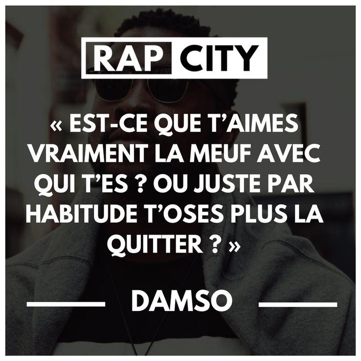 #punchline #damso #rap #rapfrancais #citation #citations
