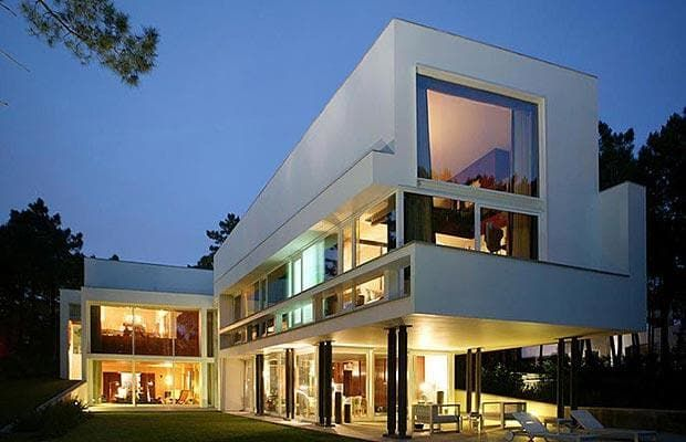 Decadent modern architecture available around the world.