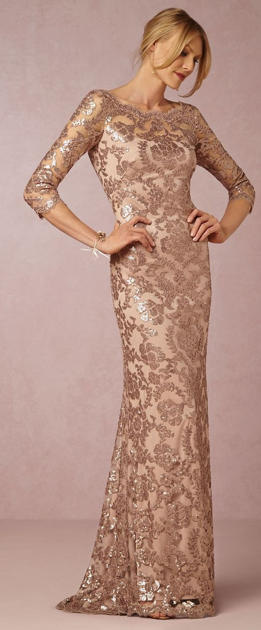 Gorgeous 'Mother of the Bride' dress! #motherofthebride