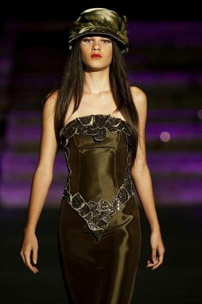Collezione Kurma 's madness, houte couture, Myriam Ragona.
