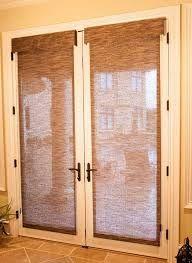 Resultado de imagem para pull down blind for door