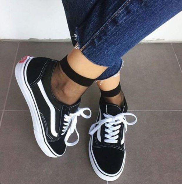 Vans Classics Old Skool Black Sneaker
