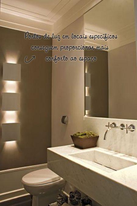 uol decoracao lavabo: clean too banheiros casa e decoração uol mulher mulher uol com br