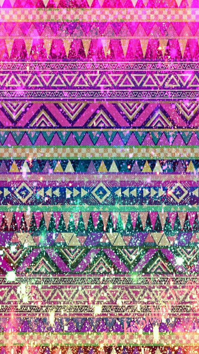 Free Girly Aztec Wallpapers