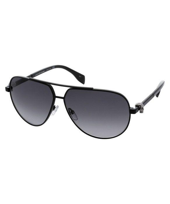 Alexander McQueen Women's AM0018Sa 61mm Sunglasses