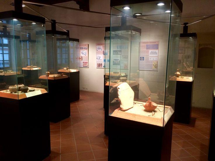 Mostra necropoli della Doma Rossa Pinerolo (TO)