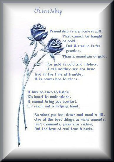 Image detail for -Friendship Day Celebrations, sms, quotes, wallpapers friendship-poem ...