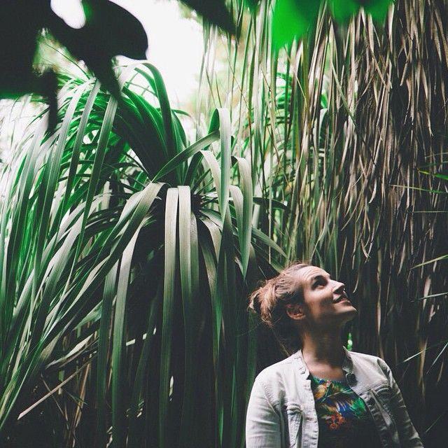 Jungle Girl #portrait #instagram