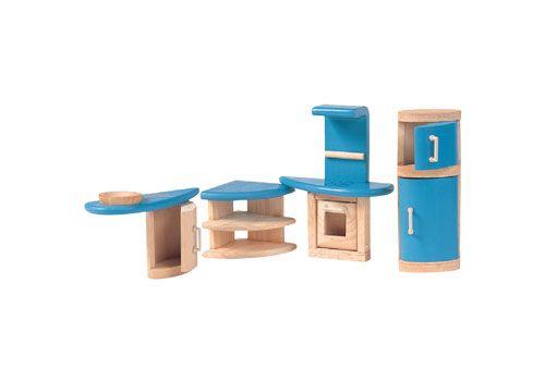 7440 – Κουζίνα – décor – Παιχνίδια Εκπαιδευτικά Plan Toys