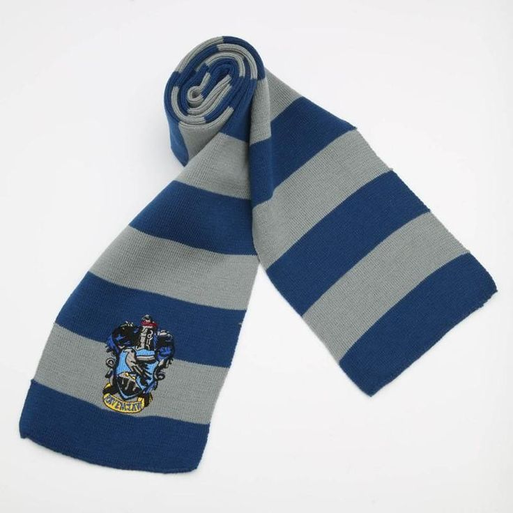 No house attire is complete without winter accessories. Don't forget your house scarf for those chilly winter months at Hogwarts.